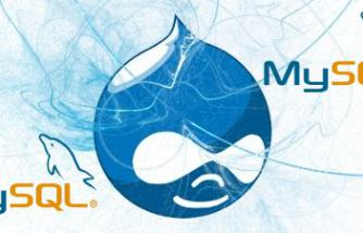 Drupal Mysql Logo Image