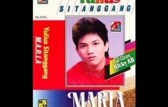 Julius Sitanggang Cover Maria