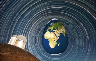 Flat Earth Bonus: KUBAH SELATAN & TELUR BURUNG UNTA