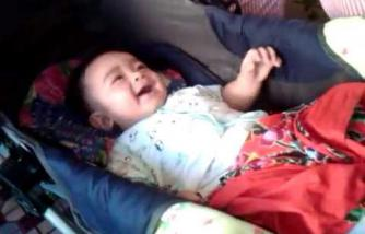 My Baby Rakea Laughing - 1